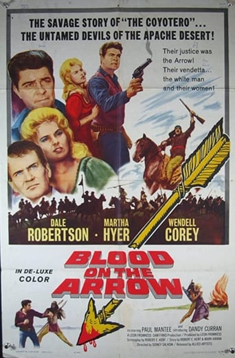 Poster of Blood on the Arrow