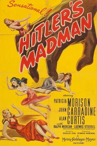 Poster of Hitler's Madman