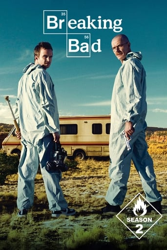 Bręstantis blogis / Breaking Bad (2009) 2 Sezonas