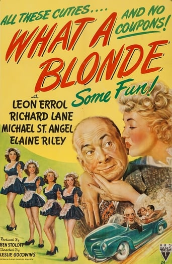 Watch What a Blonde Free Movie Online
