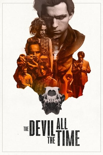 Poster of The Devil All the Time