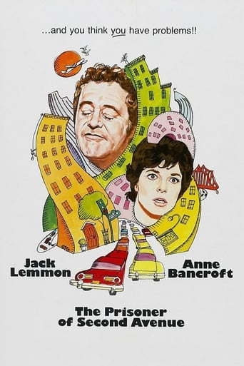 Poster of The Prisoner of Second Avenue