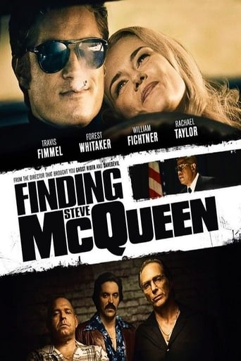Poster of Finding Steve McQueen