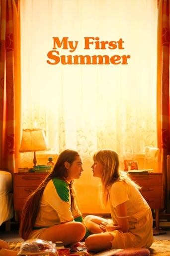 My First Summer Poster