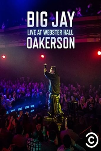 Poster of Big Jay Oakerson: Live at Webster Hall