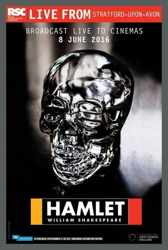 Poster of RSC Live: Hamlet