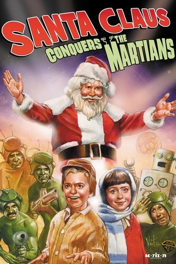 Poster of Santa Claus Conquers the Martians