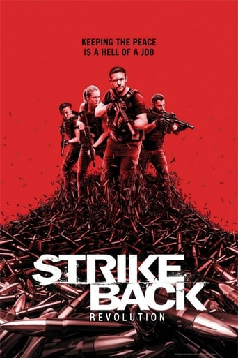 Strike Back 7ª Temporada - Poster