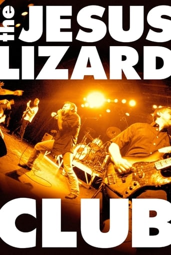 Poster of The Jesus Lizard: Club