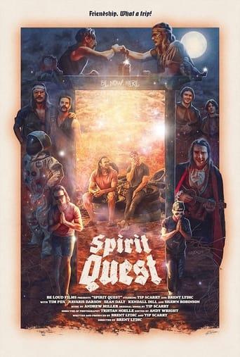 Spirit Quest Poster