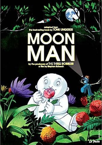 Poster of Moon Man