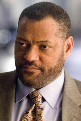 Laurence Fishburne alias Bowery King