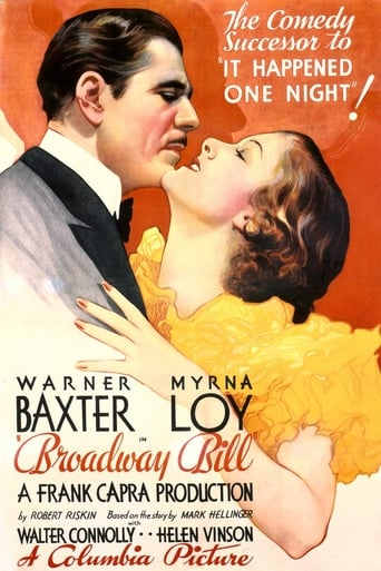 Poster of Broadway Bill