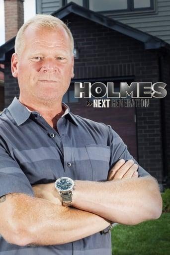 Holmes: Next Generation Movie Poster