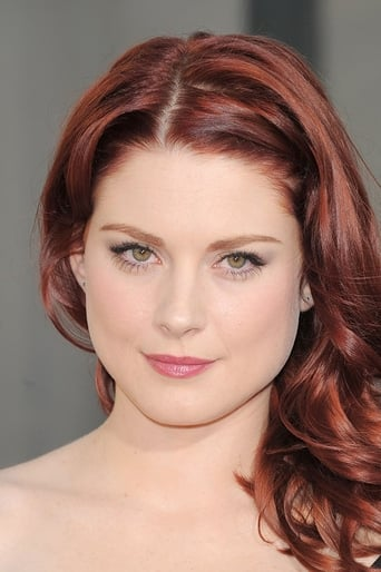 Alexandra Breckenridge alias Monique Valentine