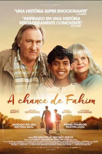 A Chance de Fahim - Poster