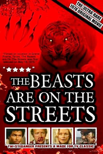 Poster of The Beasts Are on the Streets