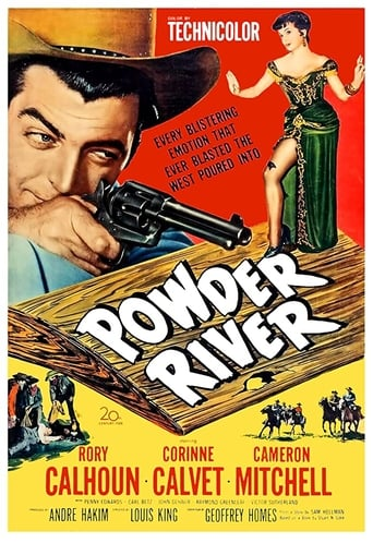 Poster of Powder River