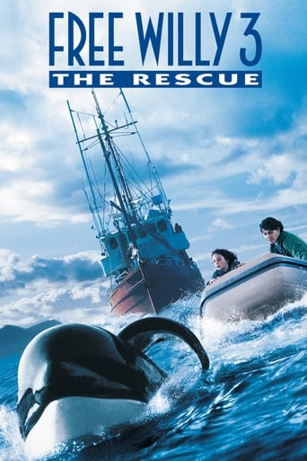 Poster of Free Willy 3: The Rescue
