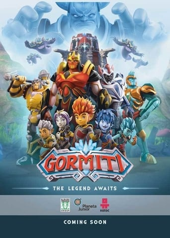 Capitulos de: Gormiti: The Lords of Nature Return
