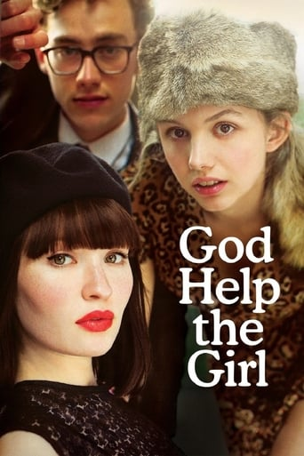 Poster of God Help the Girl