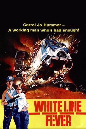 Poster of White Line Fever