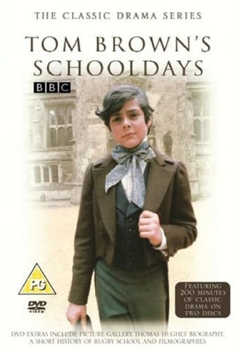 Poster of Tom Brown's Schooldays