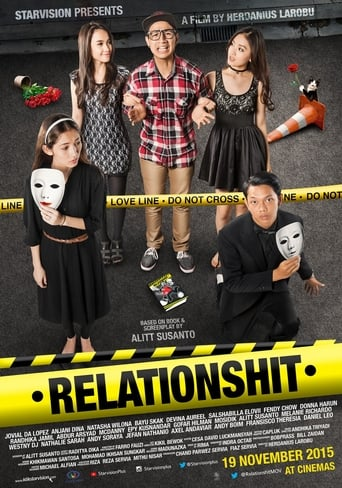 Poster of Relationshit