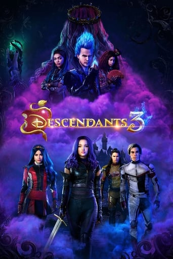 Poster of Descendants 3