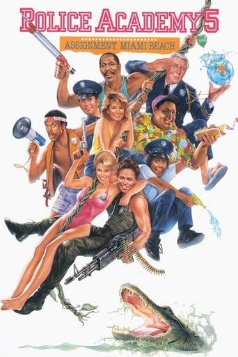 Поліцейська академія 5: Операція Маямі-Біч