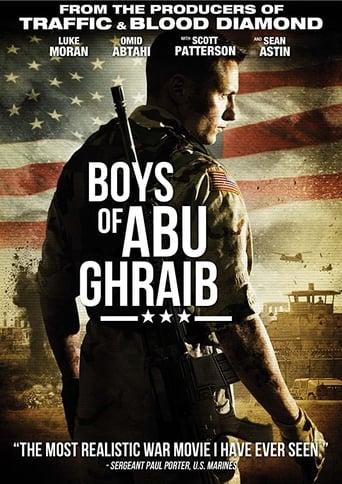 Boys of Abu Ghraib (2014) - poster