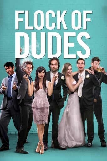 Poster of Flock of Dudes