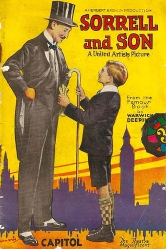 Watch Sorrell and Son Online Free Putlocker