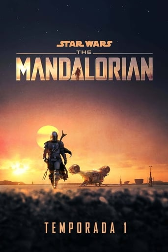 The Mandalorian 1ª Temporada - Poster