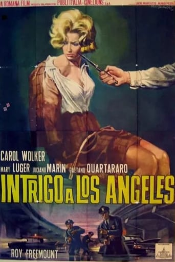 Poster of Intrigue in Los Angeles