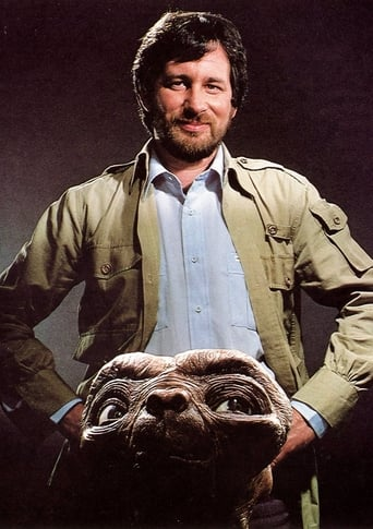 Poster of Steven Spielberg - Japanese TV Interview
