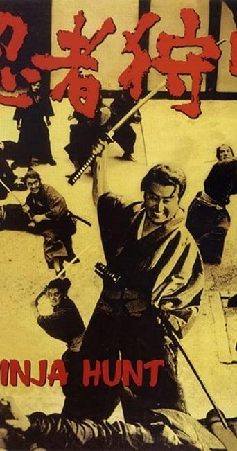 Poster of The Ninja Hunt