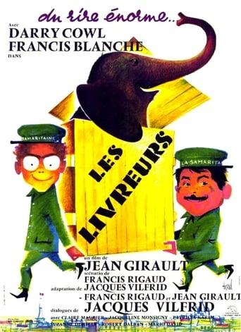 Watch Les livreurs Free Movie Online