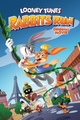 Poster of Looney Tunes: Rabbits Run