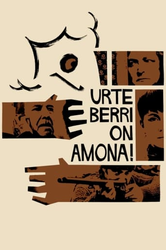 Poster of Urte berri on, amona!