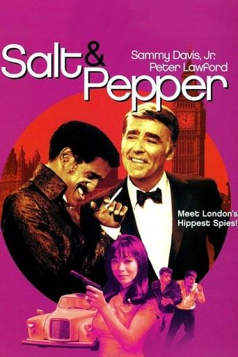 Poster of Sal y pimienta
