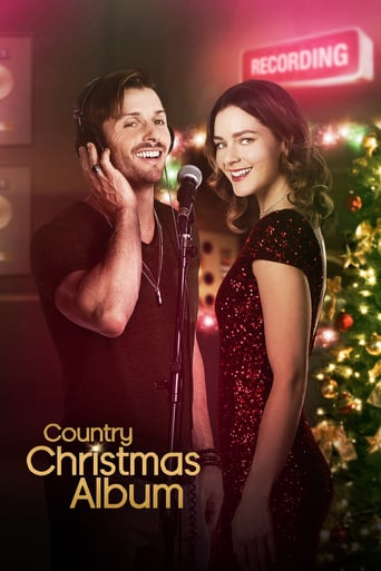 Poster of Country Christmas Album