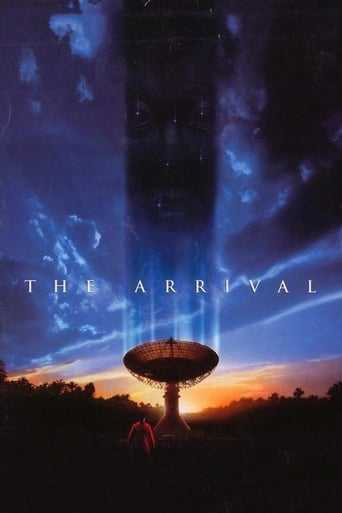 Official movie poster for The Arrival (1996)