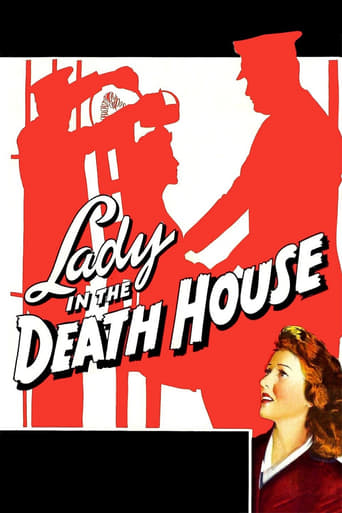 Poster of Lady in the Death House