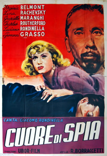 Poster of Cuore di spia