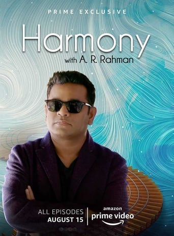 Poster of Harmony with A. R. Rahman