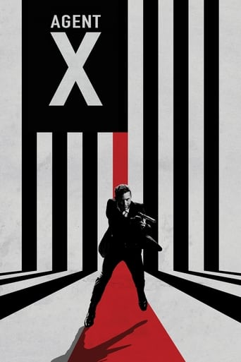 Poster of Agente X
