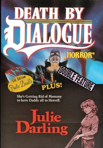 Poster of Death by Dialogue