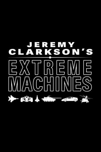 Poster of Jeremy Clarkson's Extreme Machines