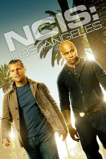 Poster of NCIS: Los Ángeles